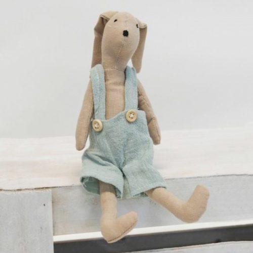 Rabbit Small Boy toy at Flower Gallery on Waiheke Island