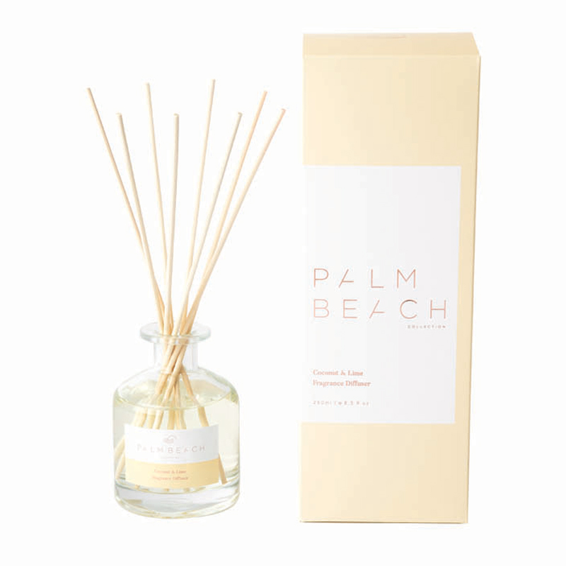 Palm Beach Cocunut & Lime Diffuser at Flower Gallery on Waiheke Island
