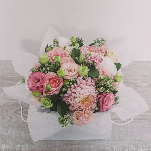 Pastel Flowers by Flower Gallery Florists on Waiheke Island