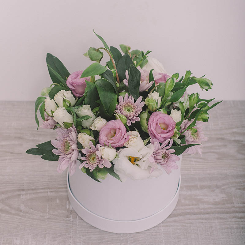 Pastels Flowers by Flower Gallery Florist on Waiheke Island