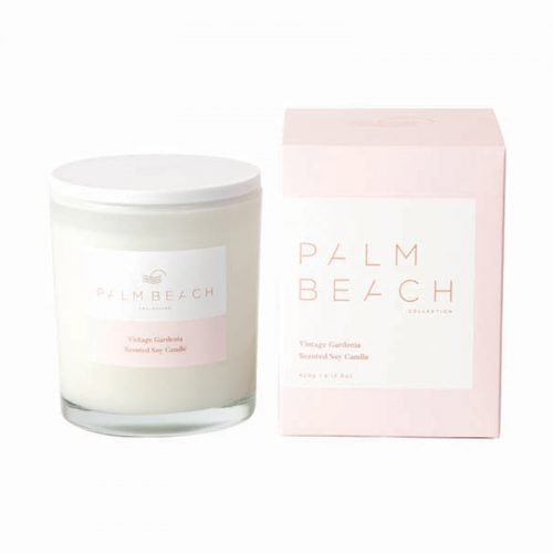Palm Beach Vintage Gardenia Candle - Flower Gallery Shop